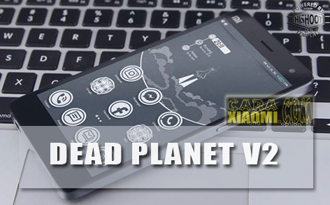 MIUI Theme Dead Planet V2 Update Mtz For Xiaomi