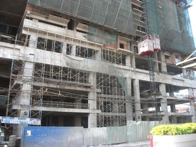 Đại gia bất động sản Hồ Chí Minh nợ thuế trăm tỷ.