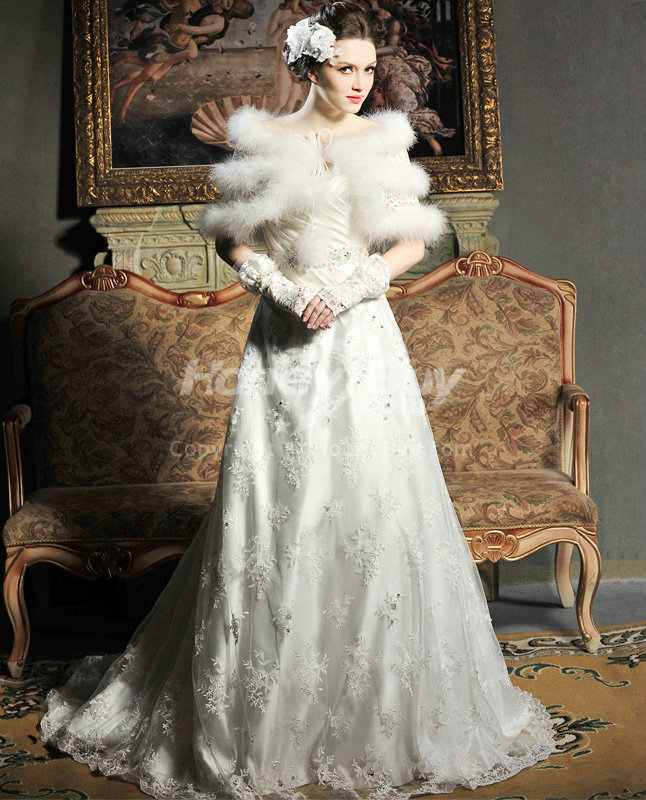 Full Figure Wedding Gowns: TideBuy