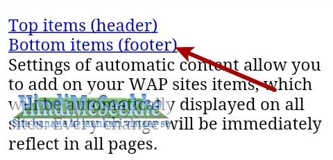 Wapka website footer page design design kaise kare. 7