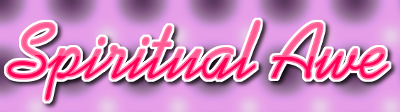 Spiritual Awe