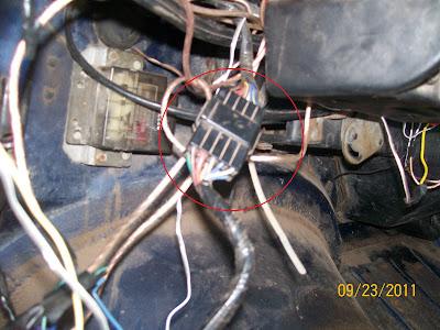 Jeep Wrangler YJ Motor Swap: Wiring