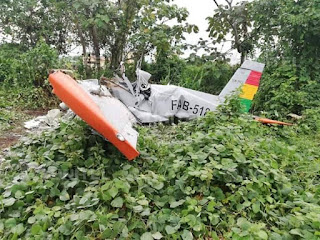 Pesawat Latih Zlin 242L AU Bolivia Jatuh