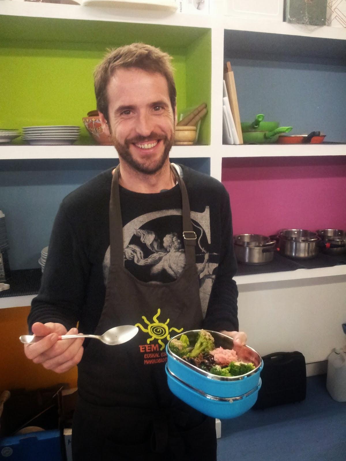 Euskal eskola makrobiotikoa curso de formaci n de cocina for Cocina macrobiotica