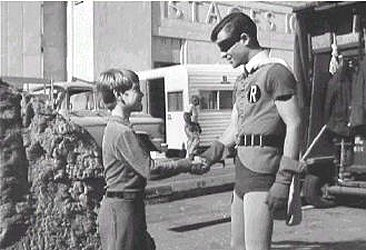 Lost In Space Batman Burt Ward Bill Mumy randommusings.filminspector.com