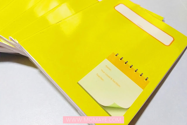 composition notebooks with cover, SM Department Store, SM Stationery,