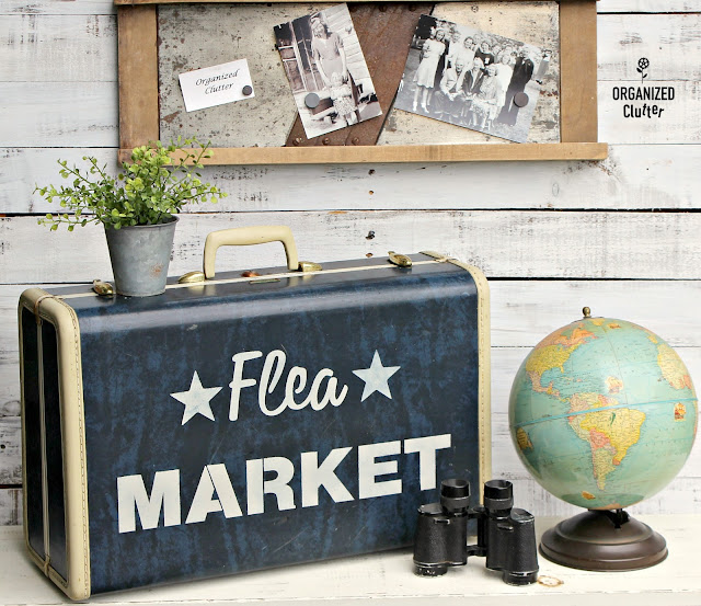 Fun & Inexpensive Farmhouse Style Photo Display Ideas