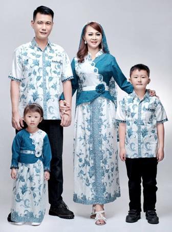 Batik Couple Untuk Keluarga