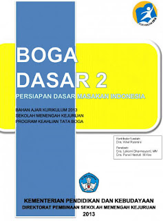 Buku Mapel Boga Dasar SMK Kelas 11 K13 Kurikulum 2013 .PDF - Cerpen45