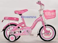 Sepeda Anak Pacific Rossini Mini 12 Inci