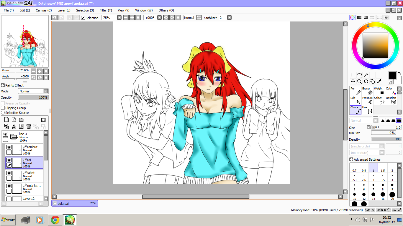 Download Paint Tool Sai Free Full Version - All in Here!!