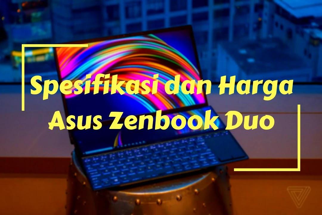 Zenbook Duo HD Images