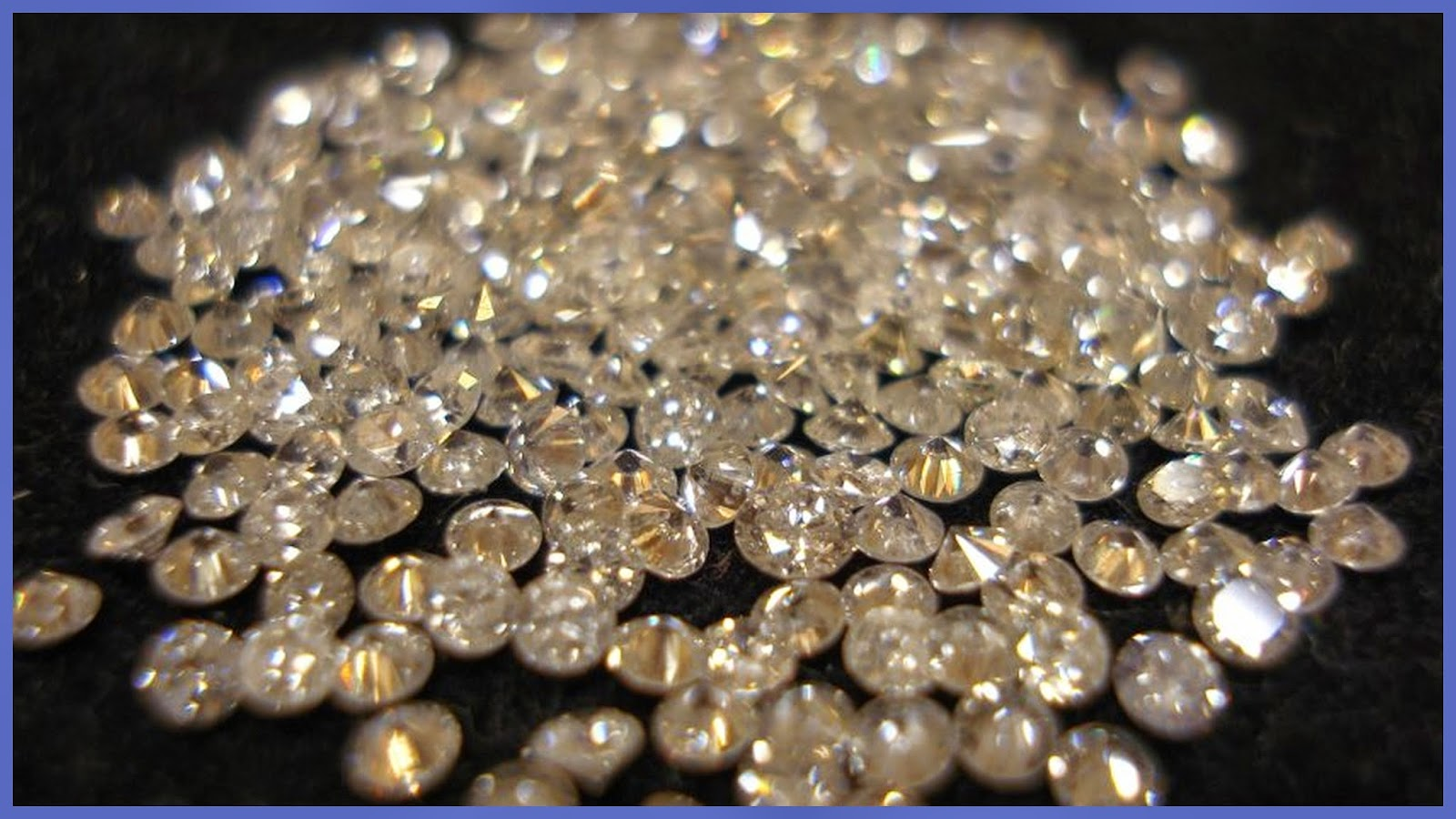 Re -Train Your Brain To Happiness: New Synthetic Diamonds