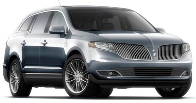 2017 Lincoln MKT Redesign