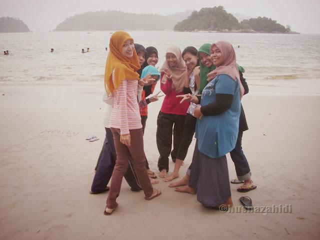pantai, Pangkor, Lumut, Perak