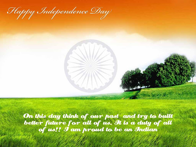 Happy Indian Independence Day wishes