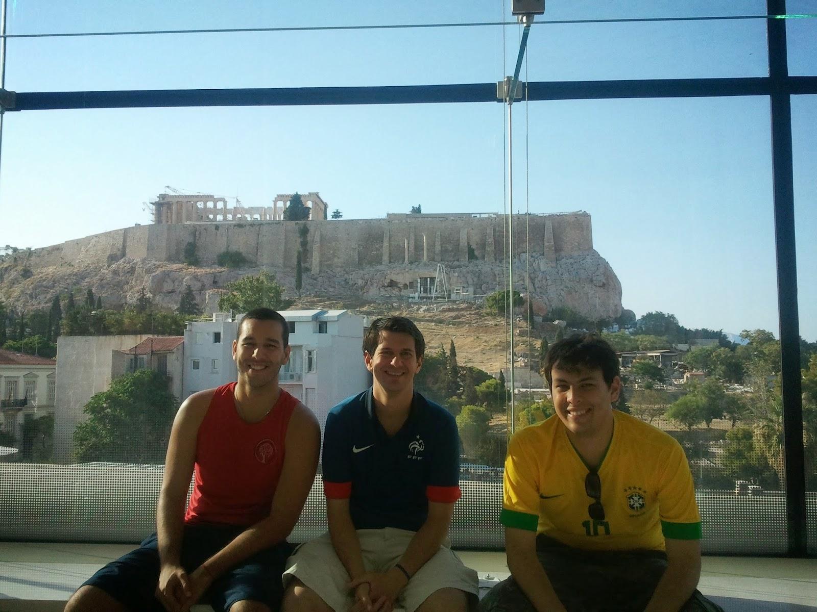 Museu da Acrópole - Atenas - Grécia