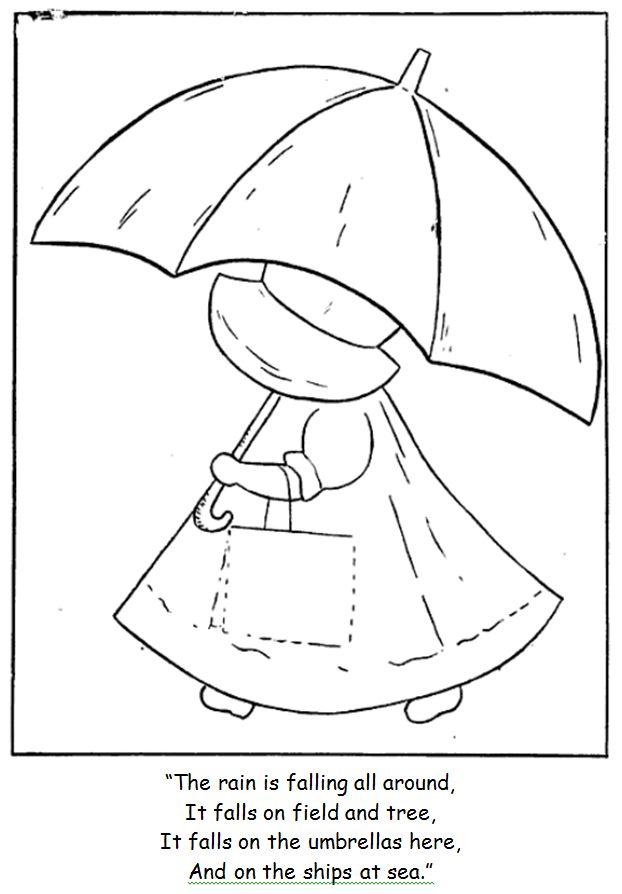 The Homeschool Voyager: Rain is Falling