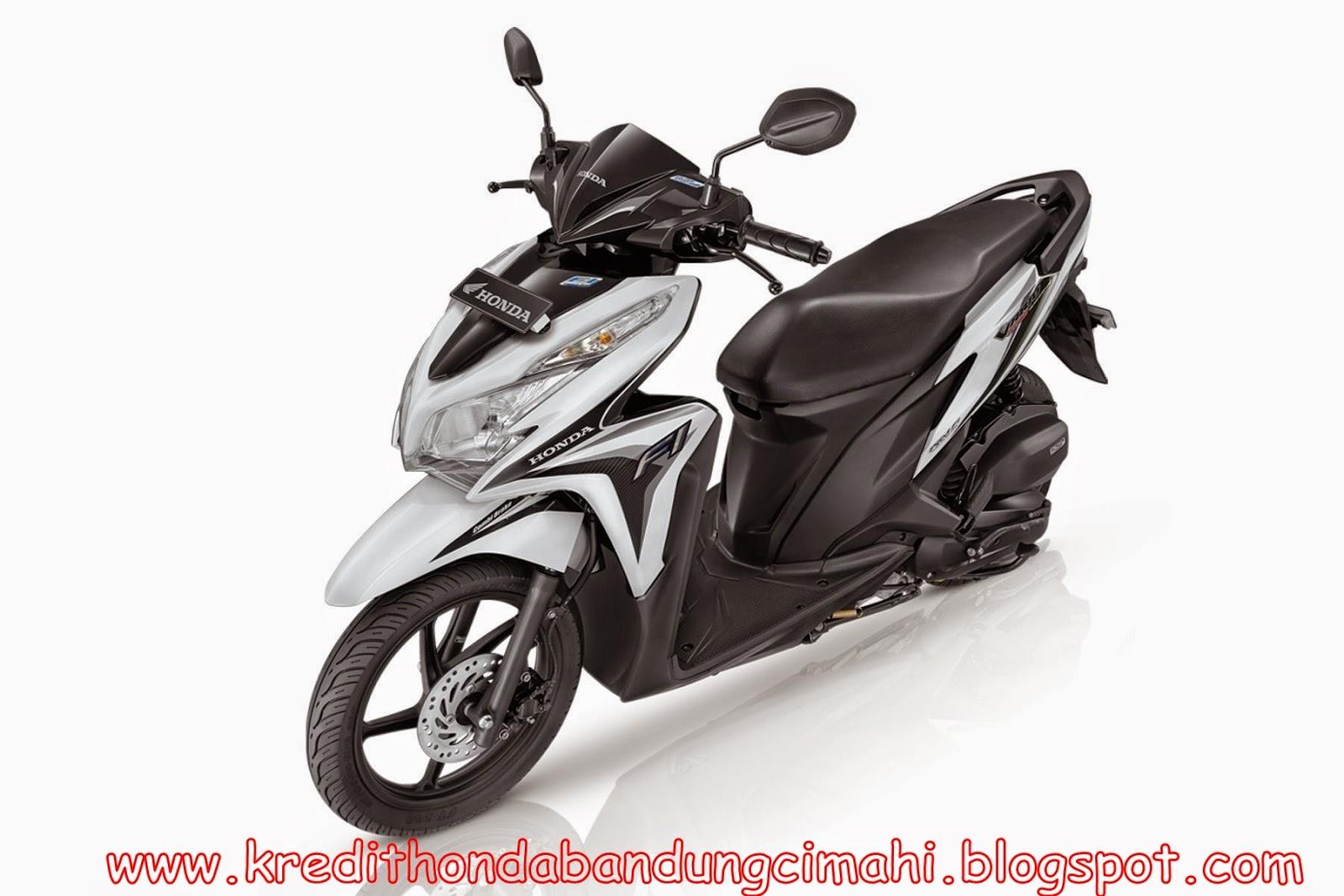 Kredit Motor Honda Vario Murah Bandung New 110 Esp Cbs Iss Grande White Kab Semarang Di 125 Techno