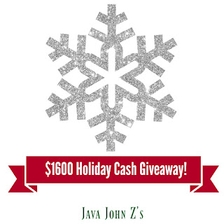 Enter the $1600 Holiday Cash Giveaway. Ends 12/22