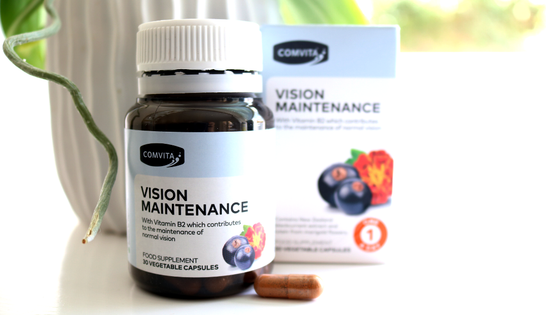 Comvita Vision Maintenance supplements review