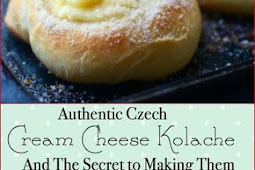 Cream Cheese Kolache: A Bite of West, Texas