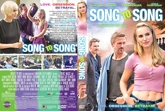 Song To Song DVD Cover