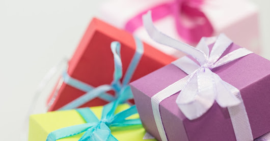 Strategies to Beat the Stress of Gift Giving