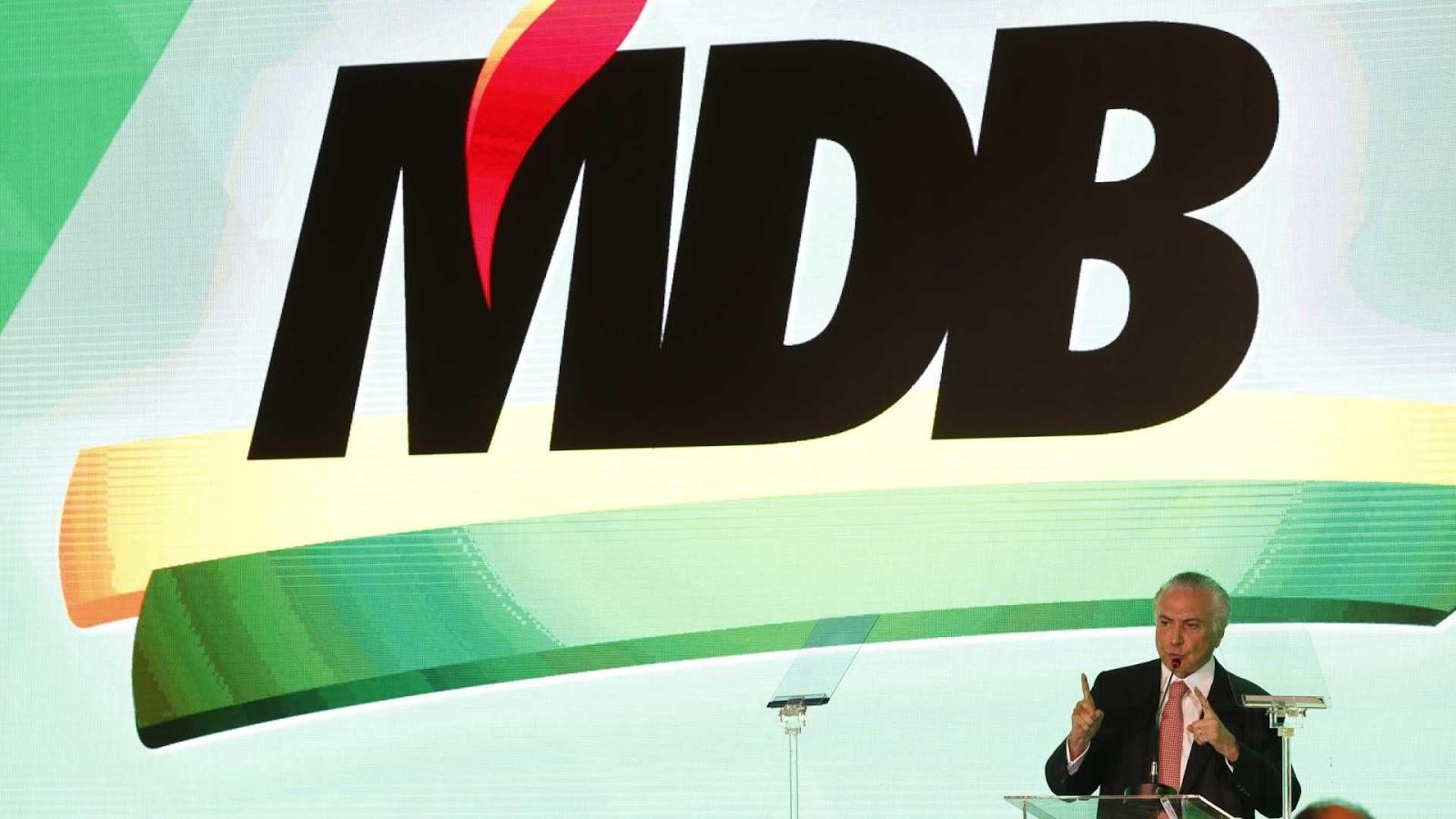 Resultado de imagem para MDB
