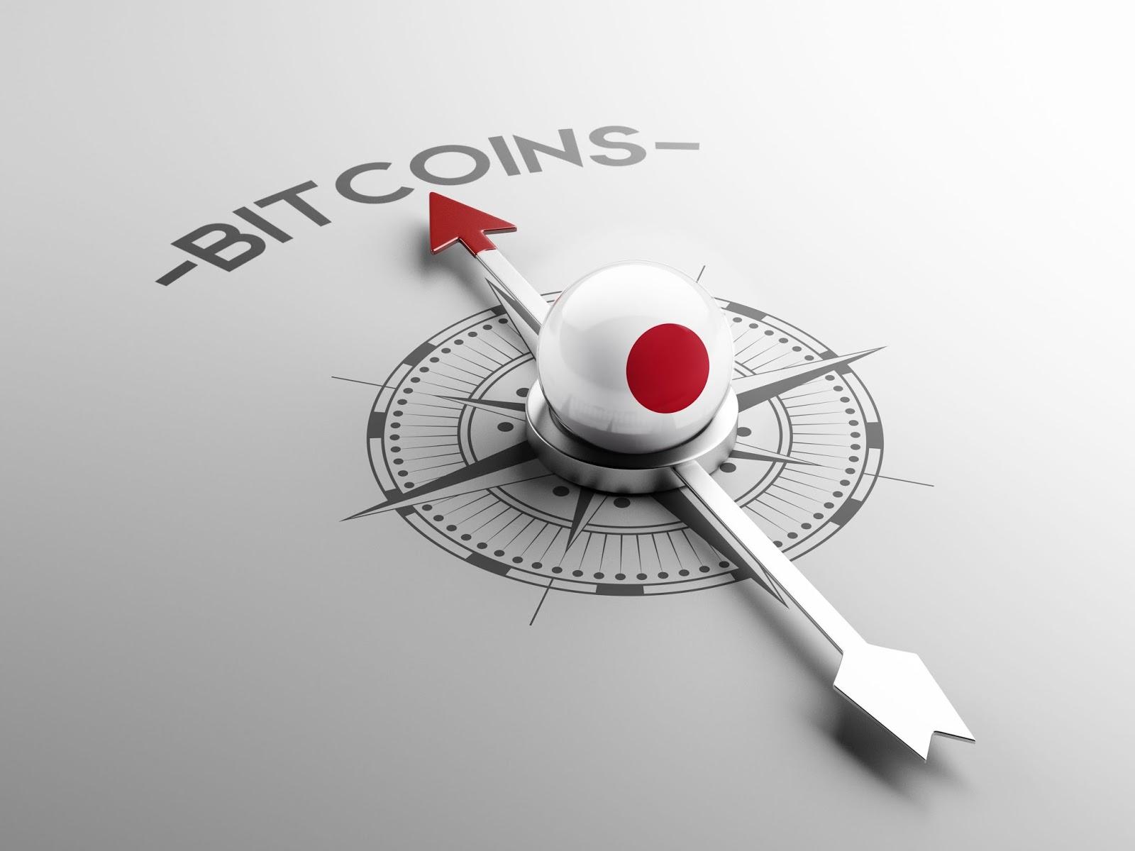 Nhật Bản chính thức hợp pháp hóa Bitcoin kể từ ngày 01/04/2017