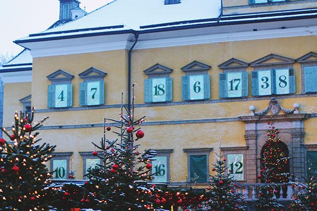 Schloss Hellbrunn Christmas
