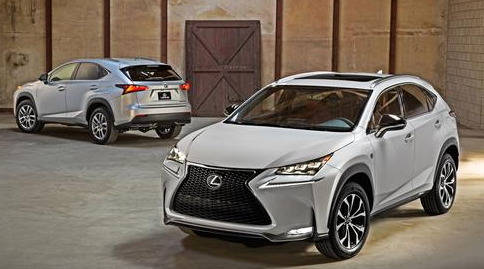 2015 lexus NX Reputation Release Date