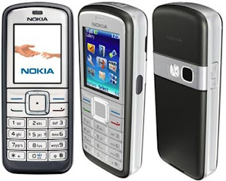 Spesifikasi Handphone Nokia 6070
