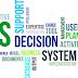 Tahapan Model Sistem Pendukung Keputusan