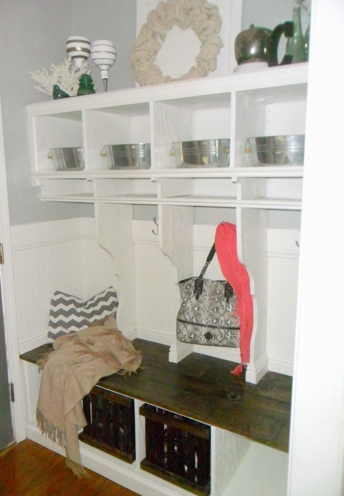 Kitchen Under Stairs Cubby Hole Ideas