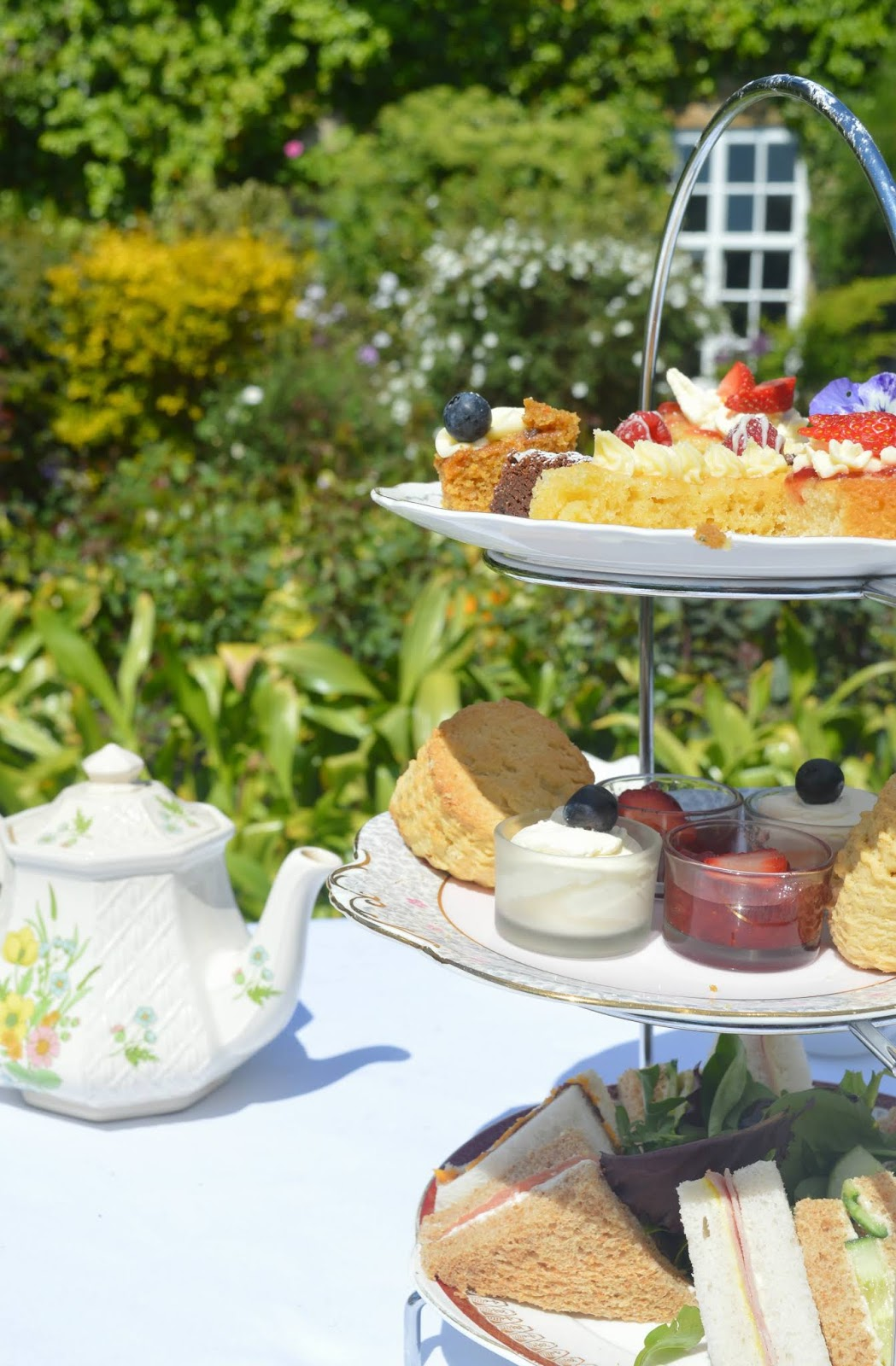 Crook Hall and Gardens, Durham - Classic Afternoon Tea