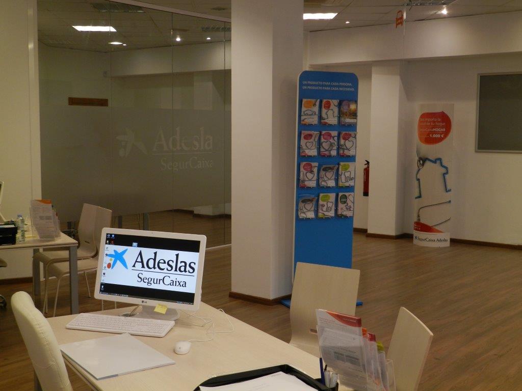 Blog utebo adeslas en utebo nueva oficina de atenci n for Oficina de adeslas