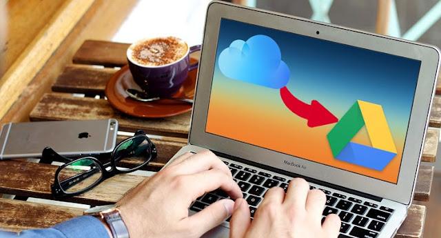 Cara Pindahkan Data iPhone di iCloud ke Google Drive Dengan Mudah