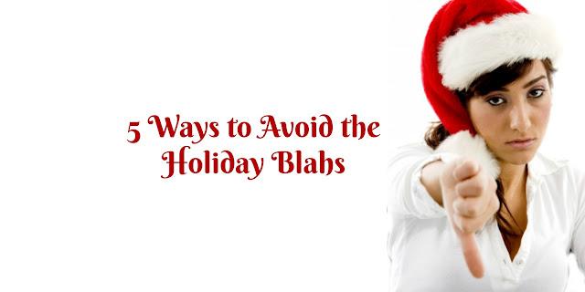 5 Ways to Avoid a Negative Holiday Season