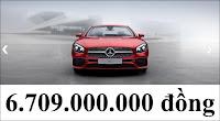 Giá xe Mercedes SL 400 2017