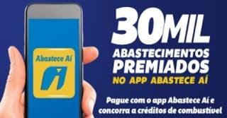 Promoção Ipiranga abastecimento grátis - 30 mil abastecimentos premiados