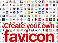 Cara Membuat dan Memasang Favicon Pada Blog Dengan Cepat