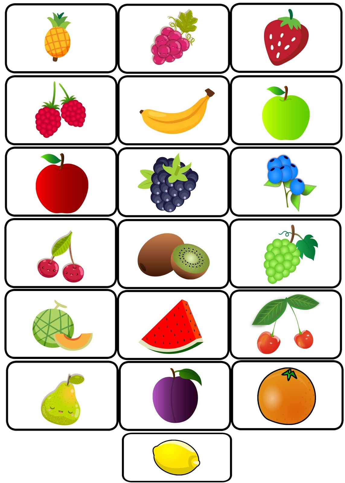 Funglish Fruit