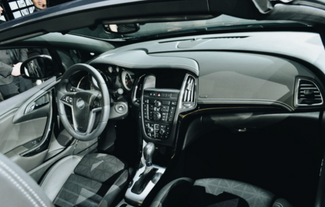 2017 Buick Cascada Specs