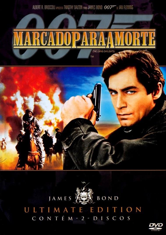 007: Marcado para a Morte – Legendado (1987)