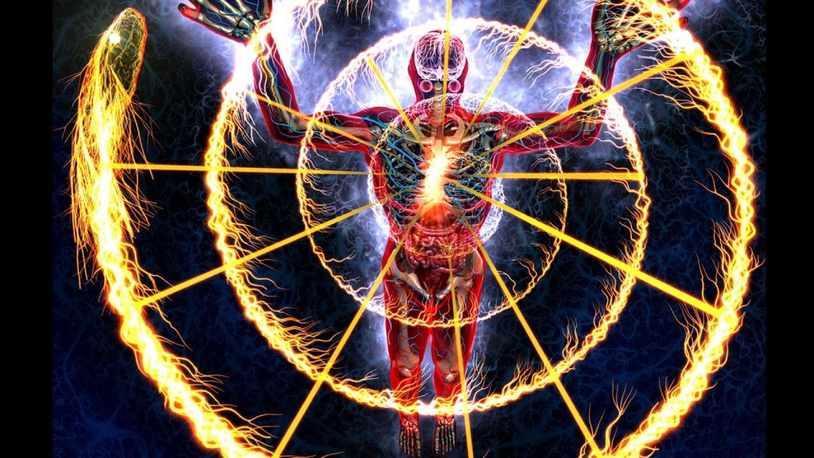 Фокусировка энергии в эзотерике