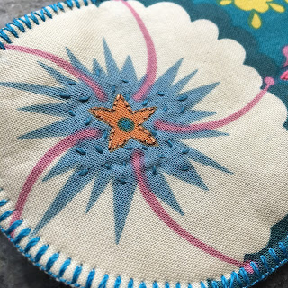 seed stitch embroidery