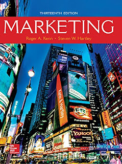 Marketing 13th Edition by Kerin and Hartley