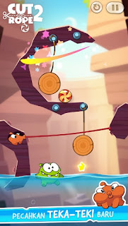 Download Cut the Rope 2 Apk Mod Energy For on android