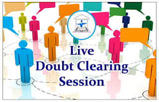 Live Doubt Clearing Session on Reasoning